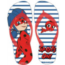 Miraculous Ladybug Kids Slippers, Flip-Flop 26-33