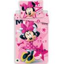 Doublure Disney Minnie 140 × 200cm, 70 × 90 cm