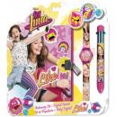 Großhandel Lizenzartikel: Tagebuch + 6 +  farbige Stifte beobachten Disney So