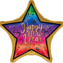 Frohes Neues Jahr Folienballons 71 cm