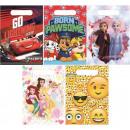 Disney , Torebka na prezent Emoji 10 szt