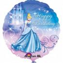 Großhandel Partyartikel: Disney Princess , Princess Folienballons 43 cm
