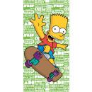 Großhandel Handtücher: Die Simpsons , die -Simpson-Familien Badeauflage