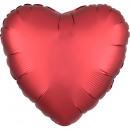 Satin, satin Foil balloons 43 cm
