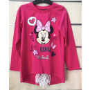 DisneyMinnie kids lacy long sleeve t-shirt 3-8