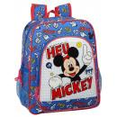 DisneyMickey Tornister, torba 38 cm