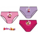 Masha and the Bear Kid's underwear, panties