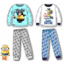 wholesale Licensed Products: Children long  pyjamas Minions 3-8 years