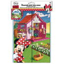 Sticker Dekoration für Disney Minnie