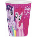 My Little Pony glass, plastic 260 ml