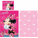 DisneyMinnie bed linen cover 140 × 200 cm, 70 × 90