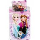 Disney Eismagische Bettwäsche 140 × 200 cm, 70 × 9