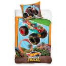 Hot Wheels, Monster Truck ágyneműhuzat 140×200cm