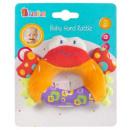 groothandel Baby speelgoed: Zachte baby rammelaar krab