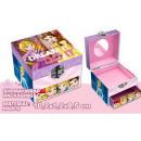 Jewellery Box Disney Princess (1 drawer)