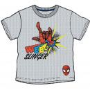 Dzieciak Spiderman w krótkiej koszulce, top 2-7 la