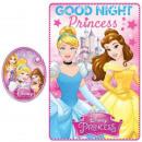 Disney Princesses Fleece Duvert 100 * 150cm