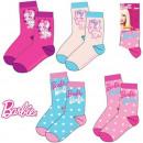 hurtownia Produkty licencyjne: Skarpetki  dziecięce Barbie 27-34