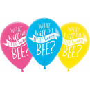 Bee, Bee balloon, balloons with 6 pieces