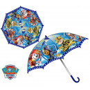 Kids Umbrella Paw Patrol , Manch Track Ø69 cm
