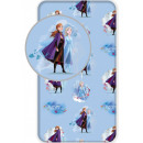 Disney Frozen Fitted Sheet 90 * 200 cm