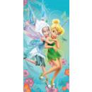 grossiste Articles sous Licence: Disney Fairies , Serviette De Bain, Serviette De B