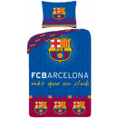 Bed linen FCB, FC Barcelona 140 × 200cm, 70 × 90cm