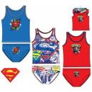 Maglia set inferiore + Superman 2-8 anni