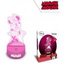 DisneyMinnie 3D LED Lamp