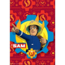 Fireman Sam, Sam the fire Gift Bag 8 pcs