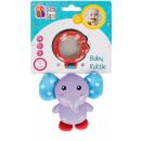 Elephant stroller rattle