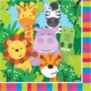 Jungle, Jungle Napkin 20pcs
