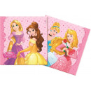 Disney Princess , Princess Napkin with 20 pcs