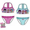 Strój kąpielowy dla dzieci LOL Surprise, bikini 5-