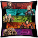 Dragons , Dragons Pillow, Cushion 40 * 40 cm