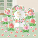 Floral Baby Table Decor Set