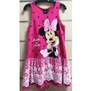 Robe d'été pour enfants Disney Minnie 3-8 ans