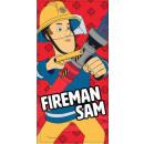 Sam Fireman Badetuch, Strandtuch 70 * 140