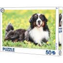 wholesale Puzzle:Dog puzzle 50 pieces