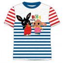 nagyker Ruha és kiegészítők: Bing gyerek rövid póló, felső 92-116 cm