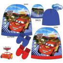Baby cap + glove set for Disney Cars , Verdas