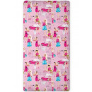 Fitted Sheet Barbie 90 x 200 cm