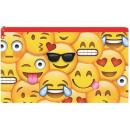 Großhandel Reiseartikel: Kid Nesser, Stifthalter Emoji