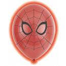 Spiderman , Spiderman Illuminated LED Balloon, Bal