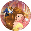 Disney Princess, Principessa carta del piatto 8 pe