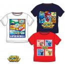 T-shirt dziecięcy, top Super Wings 3-6 lat