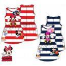 estate dei bambini vestiti Disney Minnie 4-8 anni