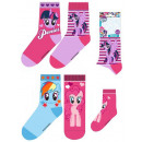 wholesale Socks and tights: Kids socks My Little Pony 23-34