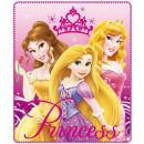 Fleecedecke Disney  -Prinzessinnen, Princess 120 *