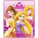 Fleece Deken  Disney Prinsessen, Princess 120 * 140